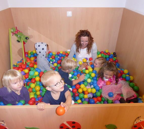 Kindergarten Mühle wurde renoviert