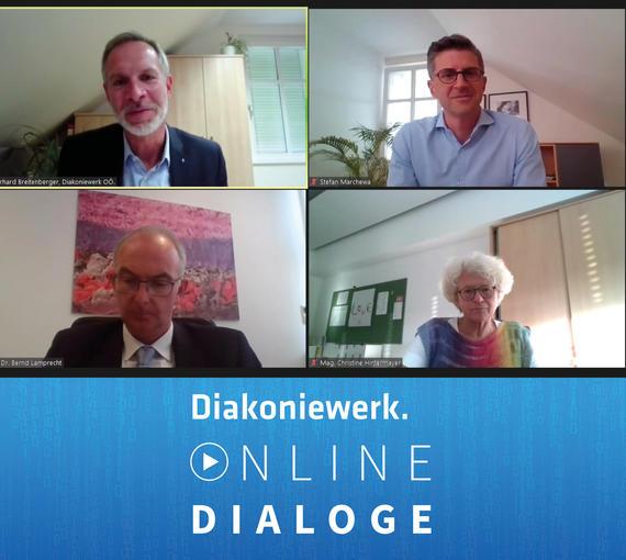 Diakoniewerk Dialoge online